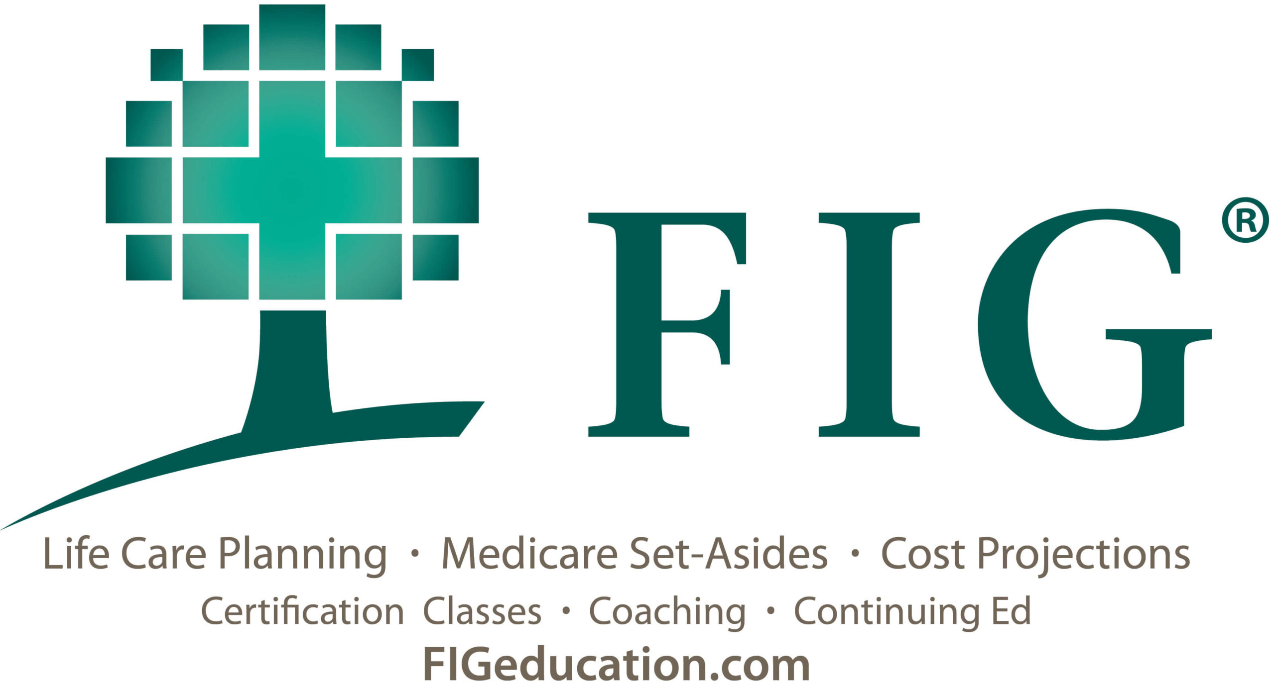 FIG LOGO OFFICIAL ® Registermarked Tagline 1